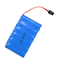1PC 7.4V 2000mah Battery for S600/S610/S620 1:12 RC Off-road Vehicle
