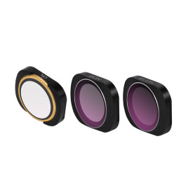 3Pcs Gimbal Camera Lens Filter(CPL ND8 ND16)for DJI OSMO Pocket