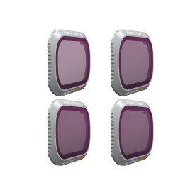 PGYTECH 4Pcs ND/PL Filters Set for DJI MAVIC 2 PRO - ND8/PL ND16/PL ND32/PL ND64/PL Filter (Advanced Version)