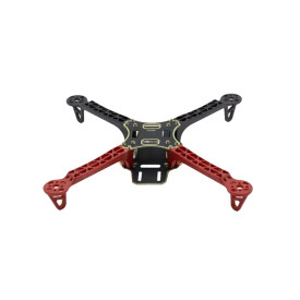 F330 Quadcopter Frame Multi-axis Fuselage Arm Foot Stool Electroless Nickel Laminate