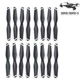 16Pcs Original General Quadcopter Blades Paddle Propeller for SG900/SG900-S Foldable Aircraft Drone