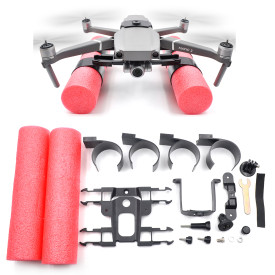 Extended Landing Gear Skid Training Floating Bobber Set for DJI Mavic 2 Pro/Zoom