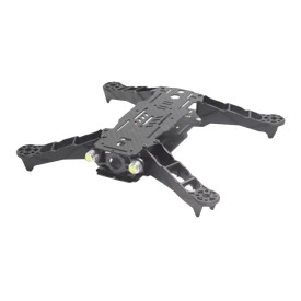 ENZO250 Carbon Fiber Four-axis PCB Ultralight FPV Body Frame Fuselage Can Install LED Searchlight