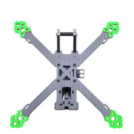 GEPRC GEP-KX5 4Pcs 3D Printing Motor Protective Mount Base for FPV Quadcopter Frame - Black