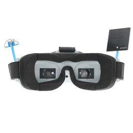Aomway Commander Goggles V1 FPV HD WVGA LCD Video Glasses for RC Drone Aerial Photography