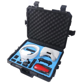 Waterproof Carrying Case Storage Box for Mavic Air Drone and VR Goggles