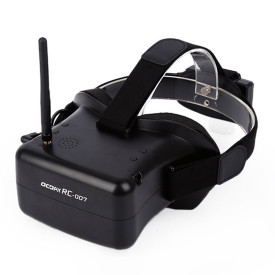 OCDAY 40CH FPV 5.8G 3dB HD FPV Goggles Video Glasses for 4.3 inch Screen