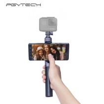 PGYTECH Handheld Universal Motion Camera Holder Two-in-One Sports Camera Stand Tripod for DJI OSMO ACTION/Osmo Pocket / Gopro