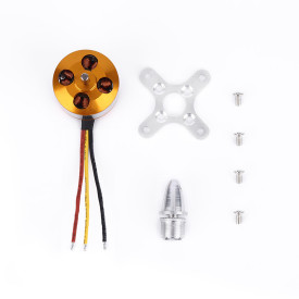 Aircraft 2700KV Outrunner Brushless Motor A 2212 / 5T NEW Colorway