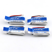 Spare Part 3.7V 280MAH Lithium Battery - Quick Charging Set for JJRC H20C/H20W(4 batteries)