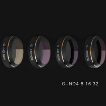 PGYTECH ND4 ND8 ND16 ND32  Gimbal Lens Filter Set Accessories for DJI Mavic Pro Drone  Quadcopter Parts