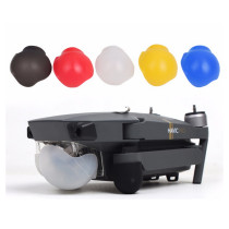 1 pc Mavic Pro Camera Lens Silicone Protective Cover Scratch-resistant 5 Colors Gimbal Guard protector for DJI Mavic Pro Drone