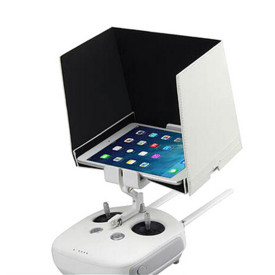 FPV LCD Monitor Sun Hood Cover Sun Shade Visor 7.9 Inch for DJI Phantom 4/4pro Phantom 3 DJI Inspire 1 iphone ipad samsung