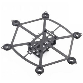 HIgh Quality LANTIAN Spider 150 HEX-6 Carbon Fiber DIY Micro FPV RC Quadcopter Frame Support 8520 Coreless Motor