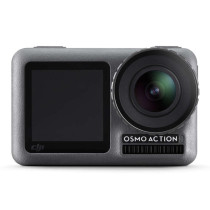 DJI Osmo Action 4K HDR Camera with 2 Touch Displays