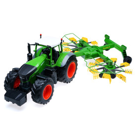 RC Farm Tractor Windrower Simulation Double Rotation Cutter-windrower Cutter-rower
