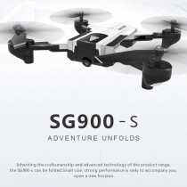 SG900-S Four-axis Folding Aircraft UAV GPS Fixed Point Surrounding Flight with 1080P Camera