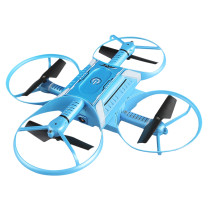JJRC Portable Mini Foldable Intelligent Fixed High Quadcopter with 720P High Definition Camera