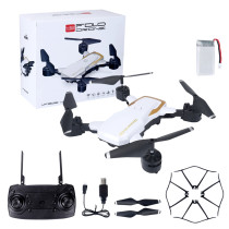 LF609 Foldable Quadcopter Drone with 360° Rotate Fixed High 2MP WiFi Mobile Phone APP Control