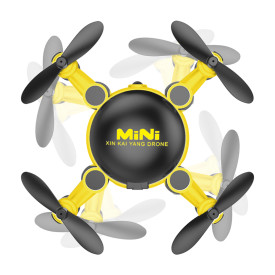 KY901 Mini Unmanned Aerial Vehicle with WIFI 0.3MP Real - Time Aerial Photography Quadcopter Foldable Drone Aircraft