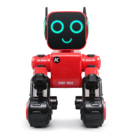 JJRC R4 CADY WILE Remote Control Intelligent Robot  Voice Control Interacted Entertainment Singing and Dancing Robot