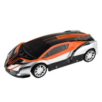 1:16 4CH Oversize Crash-resistant Remote Control Drift Racing Car Charging Remote Control Car Toy for Children - Orange
