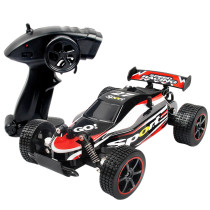1:20 2.4G High Speed Off-road Drift Small Racing Car RC Car Toy for Children - Red