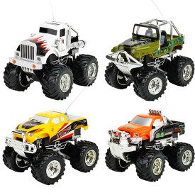 Creative Magic Prestige Toy Off-road Vehicle 4 Channels RC Car Toys for Kids - Color Random