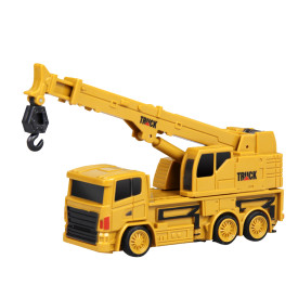 1:64 RC Mini Mobile Machinery Shop Crane Toys for Children