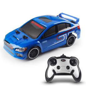 RC24 1:24 Topspeed Drift Four-wheel Drive Racing Remote Control Toys - Blue