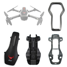 Outer Cover Kit with Top Shell Upper Cover Buttom Cover Frame for SG906 GPS Brushless Folding Drone