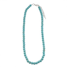 Turquoise necklace TA3007 45CM new type Necklace fashion Jewelry