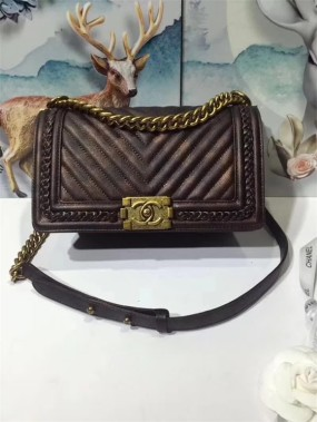 chanel bag high quality Shoulder Bag Black Original Leather Vintage Handbag