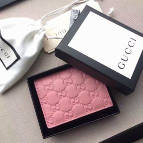 powder, full leather, small lady, petty wallet, high-end, special counter, new style