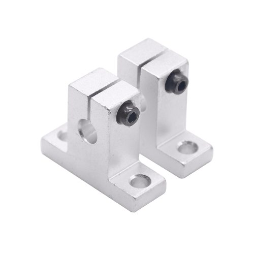 4pcs SK25 linear rail shaft support XYZ table CNC Router
