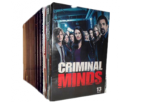 Criminal Minds The Complete Series Seasons 1-14 DVD Box Set 82 Disc