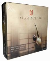 THE ULTIMATE YOGI Travis Eliot Yoga Home Fitness Workouts 12 DVD Box Set