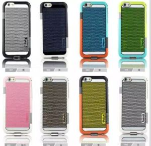 SGP double color phone cases PC+TPU For iphone Samsung 100pcs Free shipping